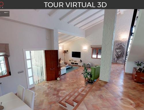 Descubre el Tour Virtual en 360º para vender tu vivienda