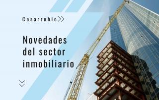 NOveades del sector inmobiliario