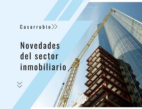 Novedades del sector inmobiliario
