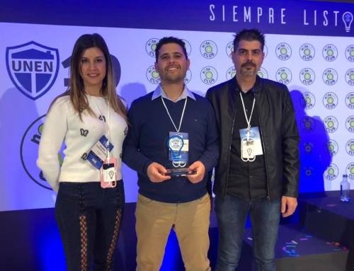 Casarrubio, Premio Nacional a la Evolución de Club Noteges